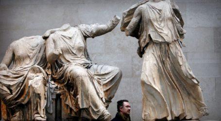 """""""Η πλήρης επιστροφή των γλυπτών του Παρθενώνα η μόνη λύση"""""""