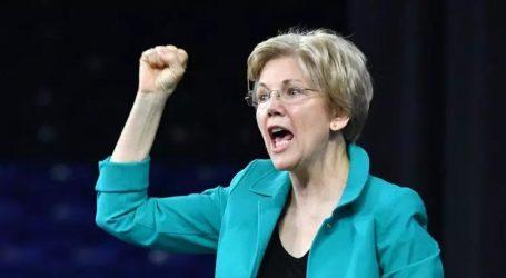 """ΗΠΑ: Υποψήφια για το χρίσμα των Δημοκρατικών στις εκλογές του 2020 η """"αριστερή"""" Ελίζαμπεθ Γουόρνερ"""