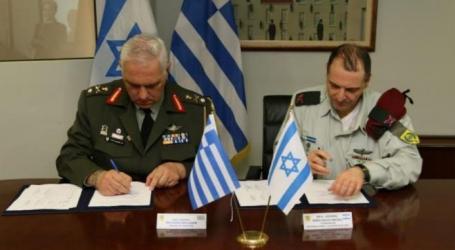Υπεγράφτηκε πρόγραμμα αμυντικής συνεργασίας Ελλάδας-Ισραήλ