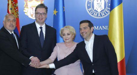 (UPD) Τσίπρας: Βαλκάνια χωρίς εθνικισμούς αλλά με συνανάπτυξη και συνεργασία