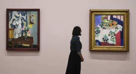 Έργα τέχνης «παγιδεύτηκαν» στην Αυστραλία