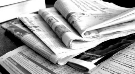 Τα πρωτοσέλιδα των πολιτικών εφημερίδων (03/03)
