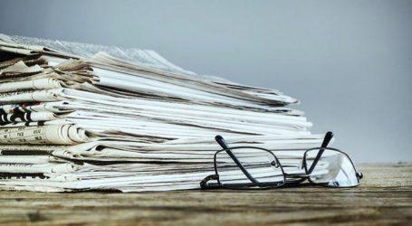Τα πρωτοσέλιδα των πολιτικών εφημερίδων (01/12)