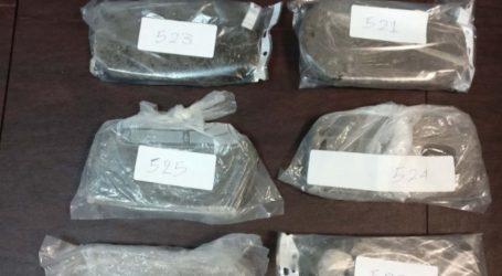 Θεσσαλονίκη: Πάνω από 3,1 κιλά ηρωίνη εντοπίστηκαν σε διαμέρισμα – «καβάτζα»