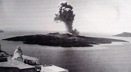 Γύρω στο 1560 π.Χ. εξερράγη το ηφαίστειο της αρχαίας Θήρας