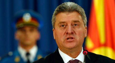 Ιβάνοφ: Ο λαός απέρριψε τη Συμφωνία των Πρεσπών