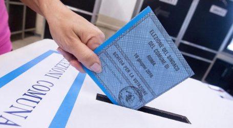 Ιταλία: Άνοιξαν σήμερα οι κάλπες για τις δημοτικές εκλογές