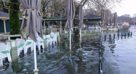 Πλημμύρες στα Ιωάννινα και την Αιτωλοακαρνανία
