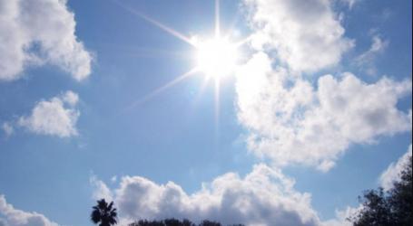 Γενικά αίθριος καιρός – Στα ανατολικά και νότια ασθενείς βροχές