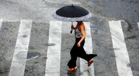 Πρωτομηνιά με βροχές και κατά τόπους ισχυρές καταιγίδες στα ηπειρωτικά