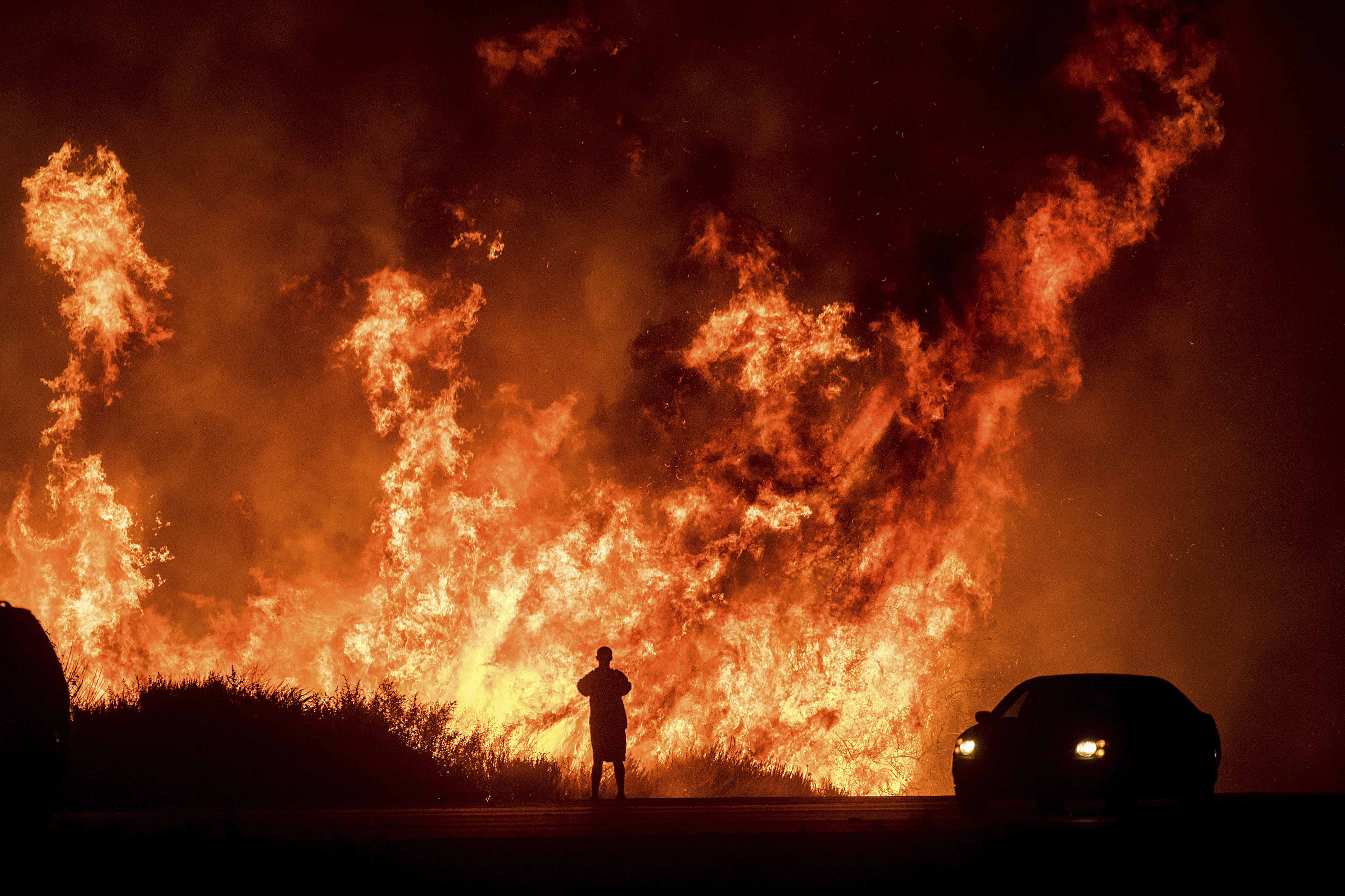 Καλιφόρνια  Πάνω από 9 δισ. δολάρια οι ασφαλισμένες υλικές ζημιές από τις  πυρκαγιές 9765899ce7b