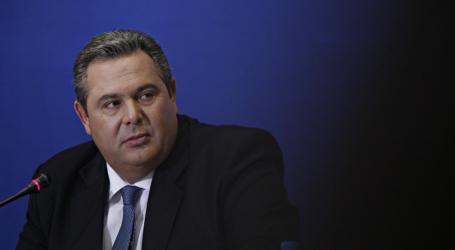 Καμμένος: Παπαχριστόπουλος και Κουΐκ να παραδώσουν την έδρα που ανήκει στους ΑΝΕΛ τώρα