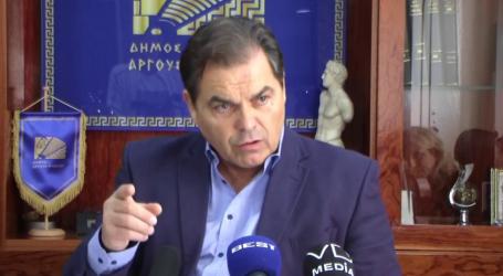 Εκτός ΝΔ ο Δήμαρχος Άργους- Μητσοτάκης: Δεν θα ανεχτώ μισαλλόδοξο και διχαστικό λόγο