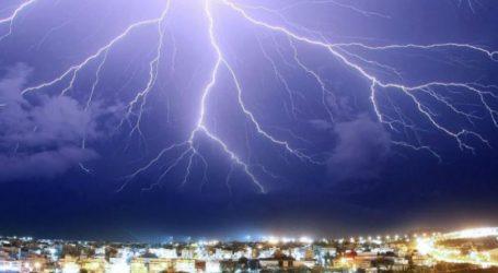 Αλλάζει σήμερα ο καιρός με καταιγίδες και πτώση της θερμοκρασίας