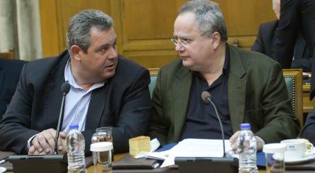 -Είσαι σίγουρος ότι θες με 151 βουλευτές να περάσουμε τη συμφωνία;