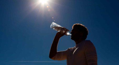 Έντονο κύμα ζέστης με πάνω από 40 βαθμούς την Τετάρτη
