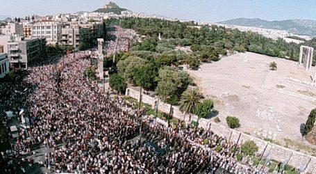 Σαν σήμερα: Η Αθήνα παραλύει για την κηδεία του Ανδρέα Παπανδρέου (vids)