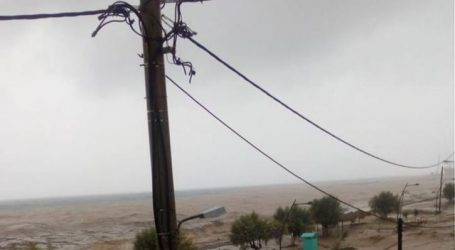 Σοβαρά προβλήματα στην Κόρινθο: Πλημμύρες σε Κιάτο και Ξυλόκαστρο