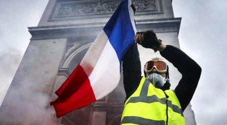 Κίτρινα Γιλέκα: Έκτο αλλά υποτονικό Σάββατο διαμαρτυρίας στη Γαλλία