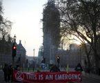 Προσαγωγές 113 ακτιβιστών για το κλίμα στο Λονδίνο