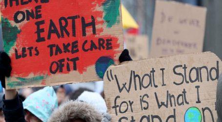 Βρυξέλλες: Στους δρόμους οι νέοι κατά της κλιματικής αλλαγής
