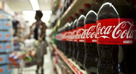 Υποχώρησαν 20% τα έσοδα της Coca-Cola Co στο τρίμηνο