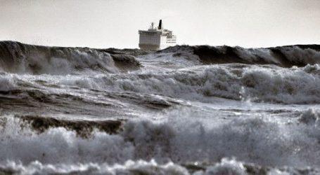 Σε κόκκινο συναγερμό η Κορσική λόγω ισχυρών ανέμων και ραγδαίων βροχοπτώσεων