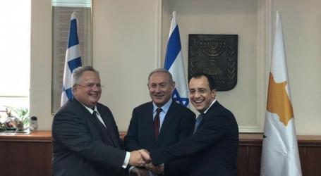 Τριμερής για Ενέργεια: Διεύρυνση συνεργασίας Ελλάδας – Κύπρου – Ισραήλ