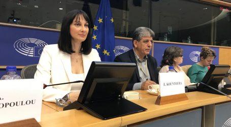 Κουντουρά: Ζητά ενίσχυση στα κονδύλια για τον Τουρισμό από την ΕΕ