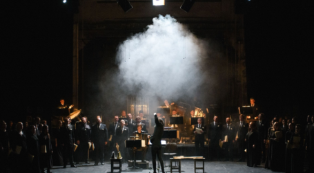 O Θ. Κουρεντζής και η musicAeterna στο Μέγαρο Μουσικής Αθηνών