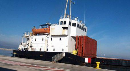 """Στο λιμάνι της Θεσσαλονίκης οι 410 τόνοι εκρηκτικών του """"Andromeda"""""""