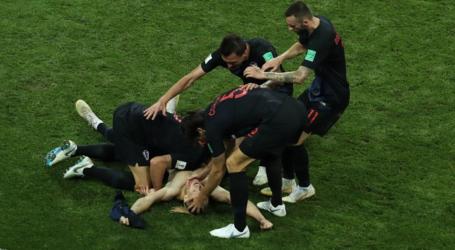 """Στους """"4"""" η Κροατία   Επικράτησε 4-3 στα πέναλτι της Ρωσίας"""