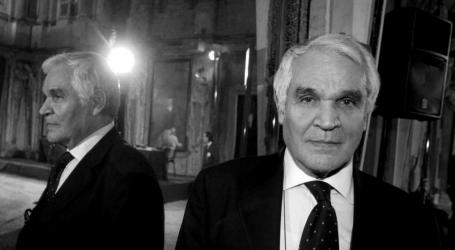 Τιμητική εκδήλωση για τον ελληνιστή Νικόλα Κροτσέτι στην 15η Διεθνή Έκθεση Βιβλίου