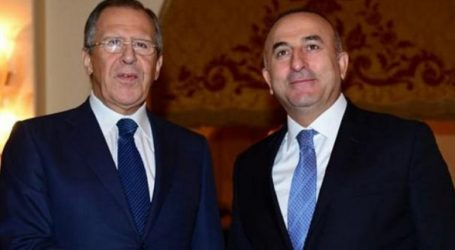 Η κρίση της Συρίας στο επίκεντρο των συνομιλιών Λαβρόφ – Τσαβούσογλου