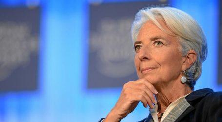 Λαγκάρντ: Η παγκόσμια ανάπτυξη είναι «εύθραυστη» και «απειλείται»