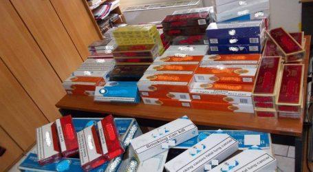 Θεσσαλονίκη: Συλλήψεις δύο ατόμων για κατοχή εκατοντάδων πακέτων λαθραίων τσιγάρων