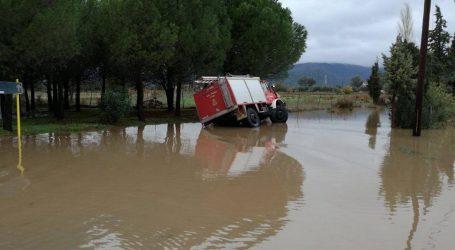 Σε κατάσταση έκτακτης ανάγκης πολιτικής προστασίας οι περιοχές που επλήγησαν από τα έντονα καιρικά φαινόμενα