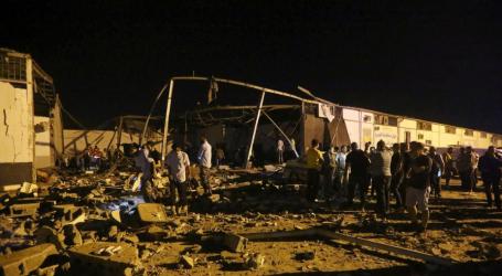 ΕΕ και Τουρκία καταδικάζουν την επίθεση εναντίον κέντρου κράτησης προσφύγων και μεταναστών στη Λιβύη