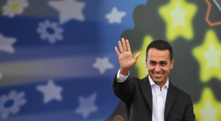 Ιταλία: Με ποσοστό 80% τα μέλη του Κινήματος 5 Αστέρων στηρίζουν τον Λουίτζι ντι Μάιο
