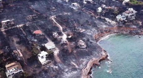 Δεν δείχνουν ανησυχητικά στοιχεία οι μετρήσεις του αέρα στις καμένες περιοχές της Αν. Αττικής