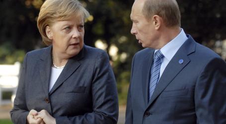 Σήμερα η συνάντηση Μέρκελ- Πούτιν | Συρία, Ουκρανία – ΗΠΑ και Nord Stream 2 στην ατζέντα