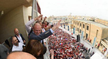 Μάλτα: Για ιστορική νίκη των σοσιαλδημοκρατών μιλά ο πρωθυπουργός