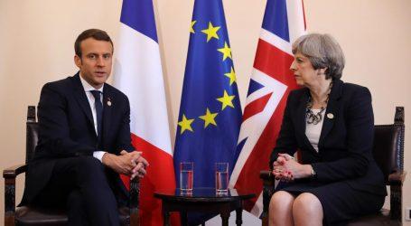 Συνάντηση Μακρόν-Μέι την Παρασκευή στην εξοχική κατοικία του Γάλλου προέδρου