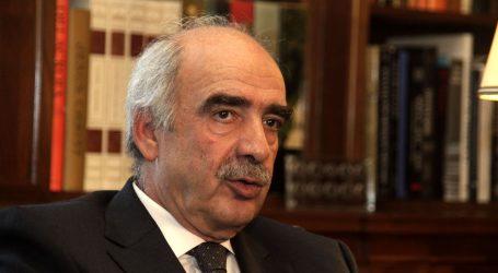 O Μεϊμαράκης διέψευσε ηχηρά τη Ντόρα: Ουδέποτε τέθηκε θέμα συγκυβέρνησης με τον ΣΥΡΙΖΑ το 2015