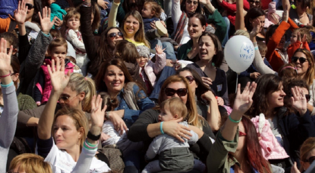 Eurostat: Οι Ελληνίδες γεννούν λιγότερα παιδιά και σε μεγαλύτερη ηλικία