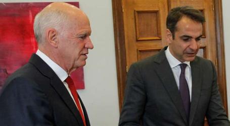 Επιφυλάξεις Μητσοτάκη για τις επιλογές Τσίπρα στην εξωτερική πολιτική