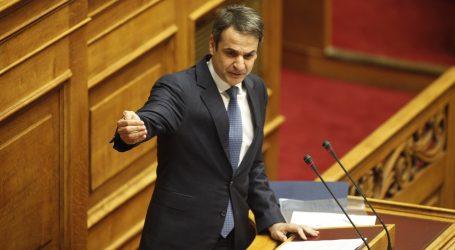 Μητσοτάκης: Άρχισε η αντίστροφη μέτρηση για να φύγει η χειρότερη κυβέρνηση από τη μεταπολίτευση