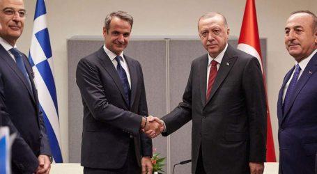 Μητσοτάκης: Με τον Ερντογάν θα μιλήσουμε με ανοιχτά χαρτιά