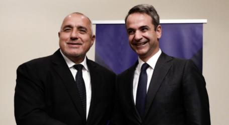 Σε εξέλιξη η συνάντηση Μητσοτάκη- Μπορίσοφ στο Συμβούλιο Συνεργασίας Ελλάδας- Βουλγαρίας