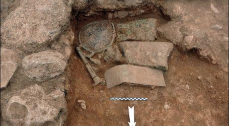 Πορφύρα και μινωϊκοί θησαυροί στη νήσο Χρυσή Λασιθίου